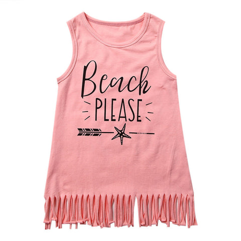 Beach Please Dress - MunchkinGear.com