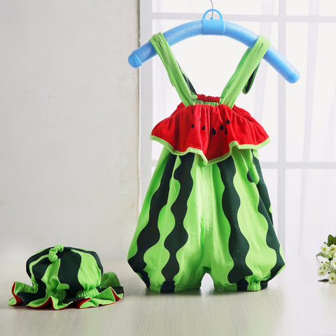 Watermelon Halloween Costume