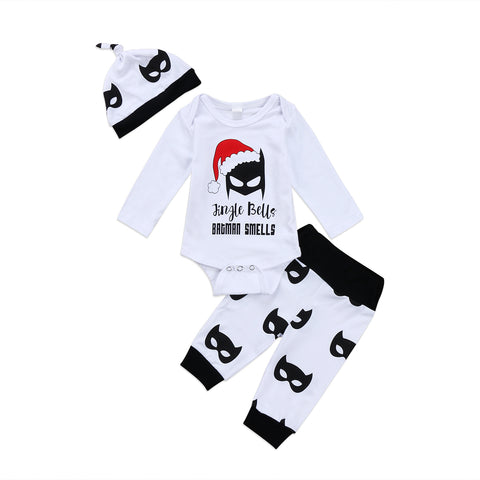 Jingle Bells 3 Pc Set - MunchkinGear.com