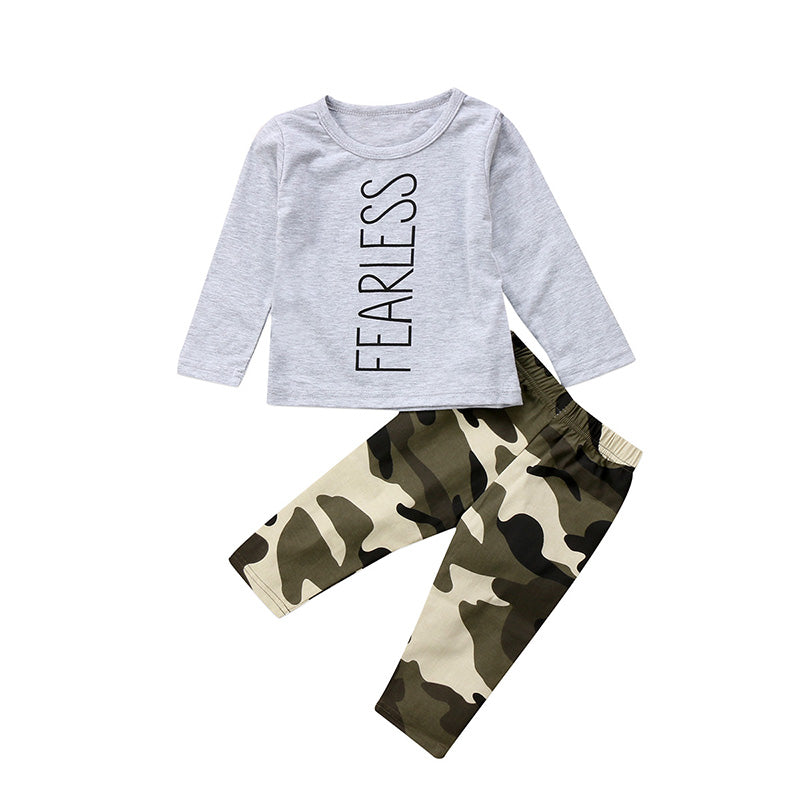 Fearless 2 Piece Set - MunchkinGear.com