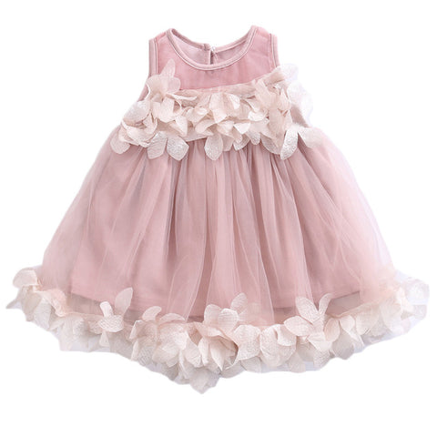 Formal Petal Party Dress - MunchkinGear.com