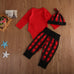 Little Man Plaid Set - MunchkinGear.com