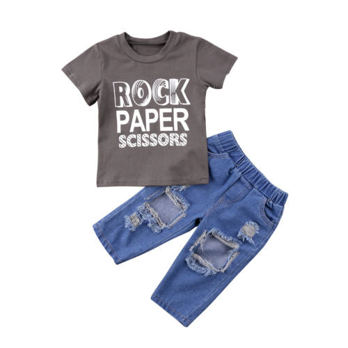 Rock Paper Scissors Set - MunchkinGear.com