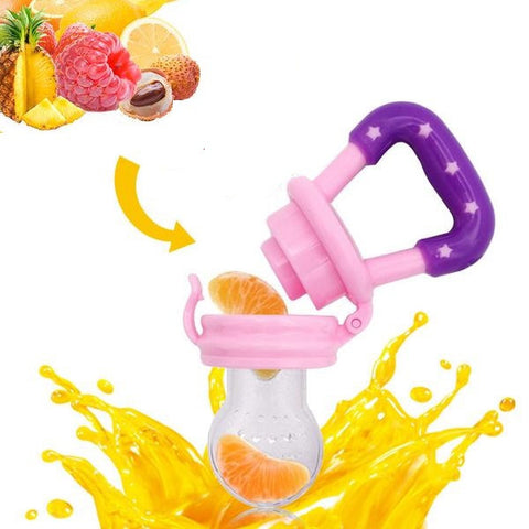 Baby Fresh Food Pacifier Feeding Safe - MunchkinGear.com