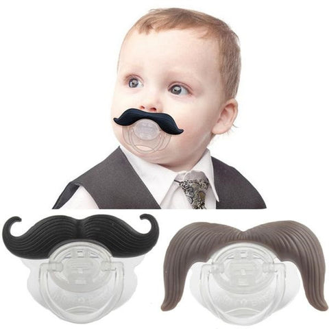 Funny Pacifiers Various Styles Available - MunchkinGear.com