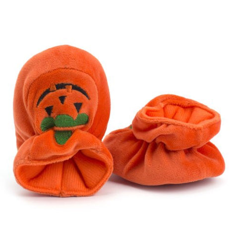 Pumpkin Slippers