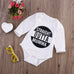 Straight Outta Mommy Long Sleeve Onesie - MunchkinGear.com
