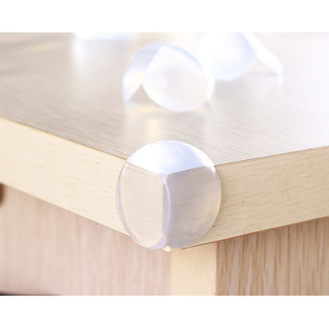 Safety Silicone Edge Protector For Table Corner Various Styles Available 10Pcs - MunchkinGear.com