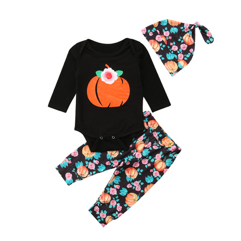 Pumpkin 3 Piece Set