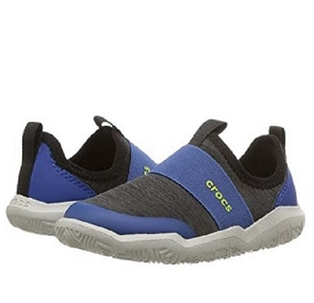 Crocs Running Shoes Blue - MunchkinGear.com