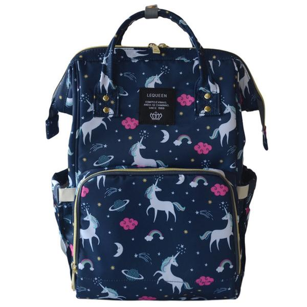 Unicorn Fashionable Diaper Bag - MunchkinGear.com