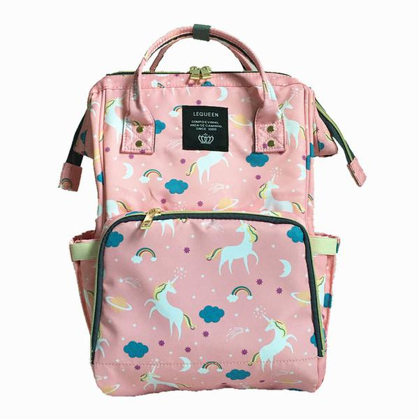 Unicorn Fashionable Diaper Bag