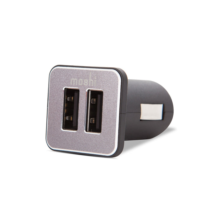 Moshi Car Charger Duo Black