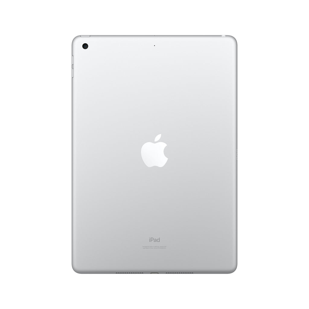 Apple iPad 7th generation - WiFi - Silver - Back