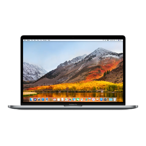 15-inch MacBook Pro (Certified Pre-owned 2017 Model - Space Gray)