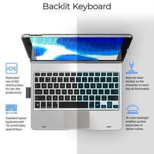 Typecase Flexbook Keyboard with Touchpad for iPad 10.2-inch