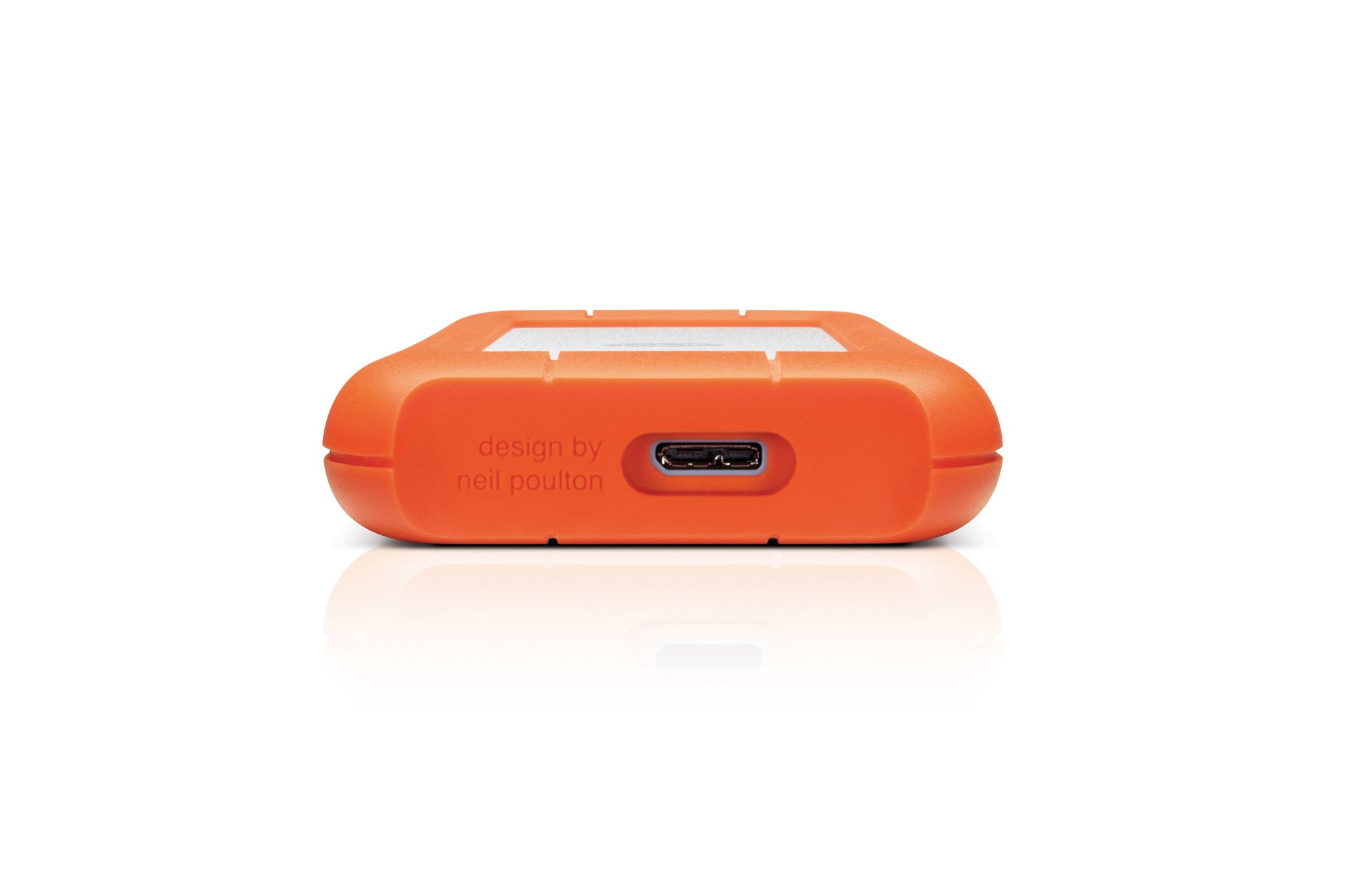 LaCie Rugged Mini USB 3.0 Hard Drive