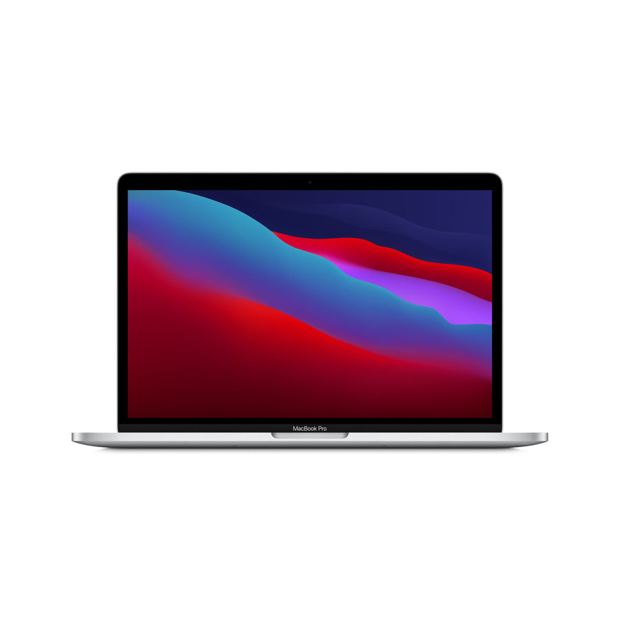 13-inch MacBook Pro with Touch Bar - Silver (Certified Pre-owned 2019 Model)