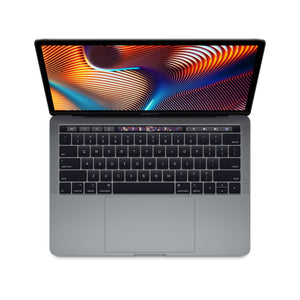 13-inch MacBook Pro (Certified Pre-owned 2018 Model - Space Gray)