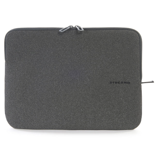 "Tucano Milano Italy Melange Second Skin neoprene sleeve for notebook 15.6"" Gray"
