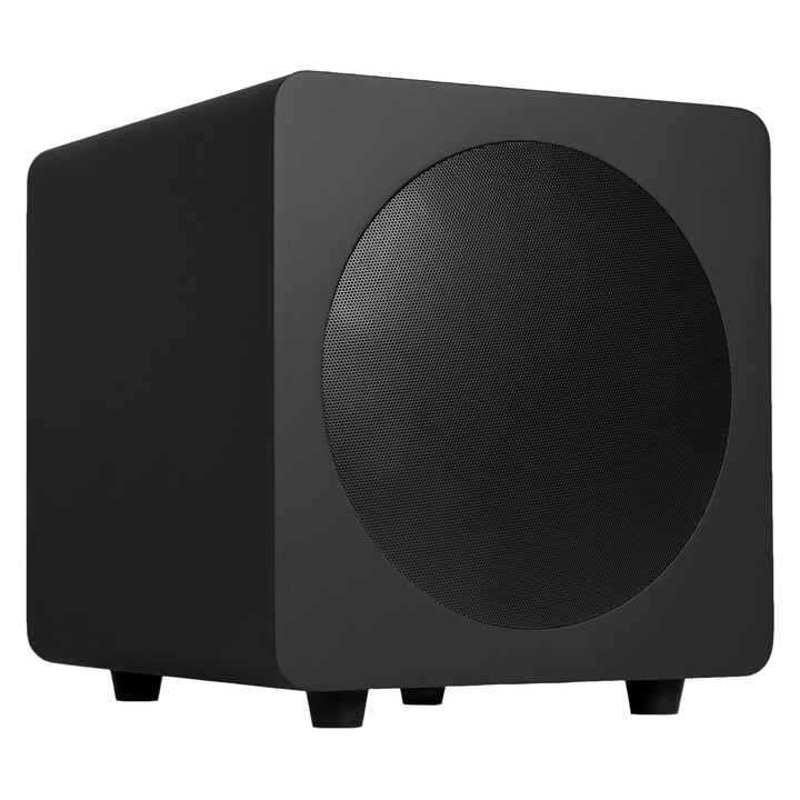 Kanto SUB8 8-inch Powered Subwoofer, Matte Black