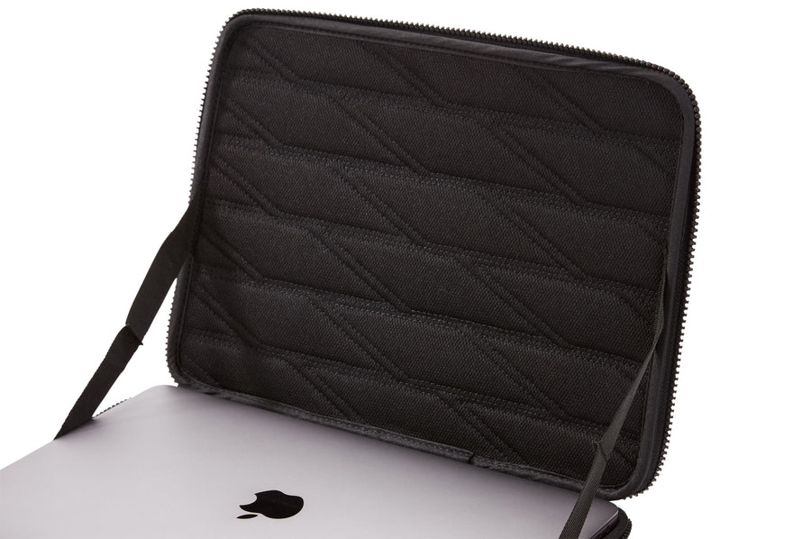 Gauntlet Rugged Carrying Case (Sleeve) for MacBook Pro - Black