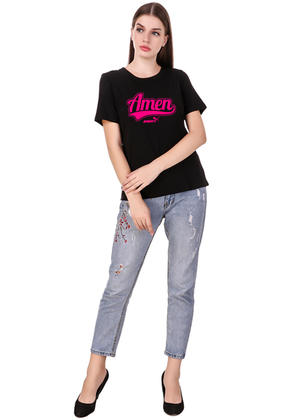 Amen-T-Shirt-for-Girls---Gajari---ffv1