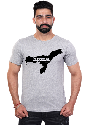 Assam-State-Map-Home-T-Shirt-Online-Shopping-India-at-best-price-free-home-delivery-no-shipping-cost-at-gajari