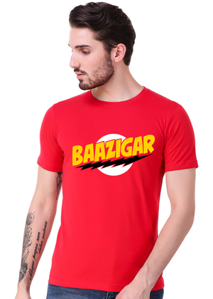 Baazigar-T-Shirt-for-Men---Gajari-fv