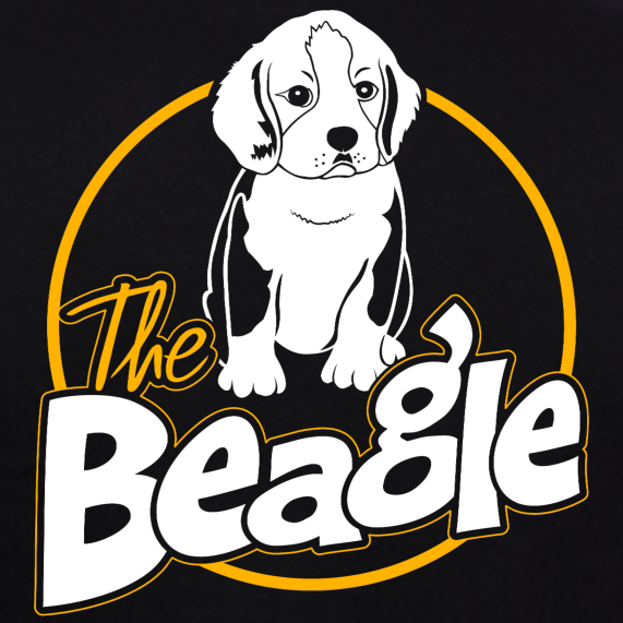 Beagle-Puppy-Dog-T-Shirt-for-Men-Online-at-Gajari