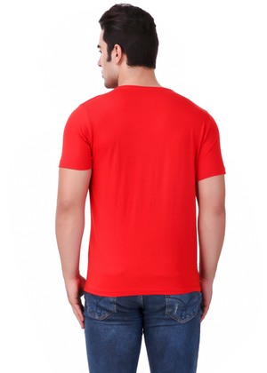Chandra-Shekhar-Azad-Printed-t-shirt-for-men-Online-shopping-India-at-Gajari-the-best-T-Shirt-Brand-back