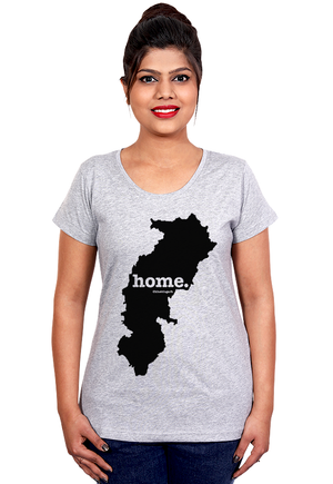 Chhattisgarh-Home-T-Shirt
