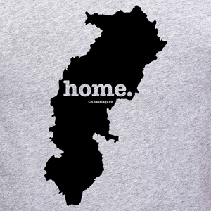 Chhattisgarh Home T-Shirt online shopping india at gajari.com the best t-shirt brand gajari graphic