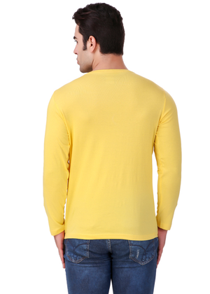 Choudhary-Printed-Half-Sleeve-T-Shirt-For-Men-Online-India-@-Gajari-back