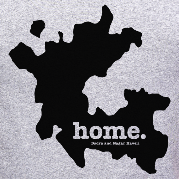 Dadra-and-Nagar-Haveli-HOME-T-SHIRT