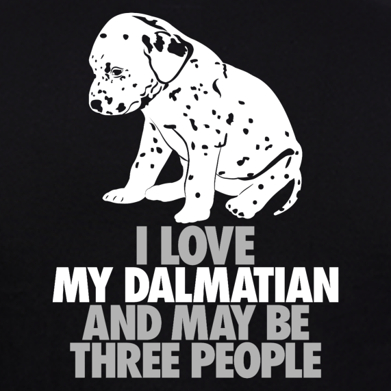 Dalmatian-Dog-T-Shirts-India-for-women-online-at-gajari-the-best-apparel-brand