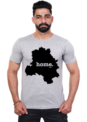 Delhi-Home-T-shirt-online-shopping-India-at-best-price-from-gajari-the-best-fashion-brand