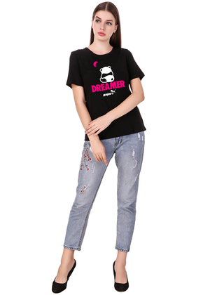 Dreamer-T-Shirt-for-Women-Gajari-ff2