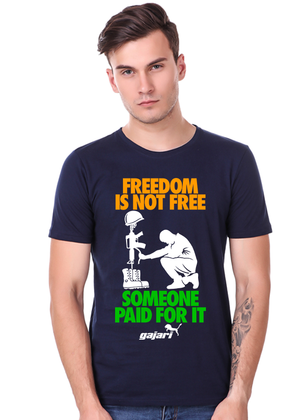Freedom-is-not-free-T-Shirt---Gajari-fv
