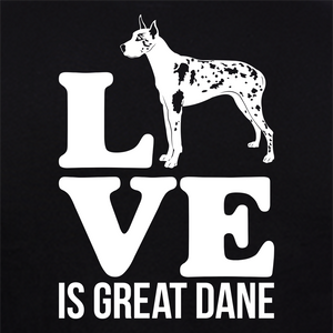 Great Dane Dog T-Shirts India at gajari