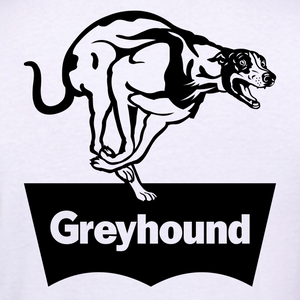 Greyhound Dog Race T-Shirt for Men India Online at Gajari graphic