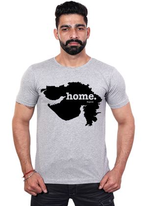 Gujarat-home-t-shirt-for-men-online-shopping-India-at-gajari.com-the-best-apparel-brand