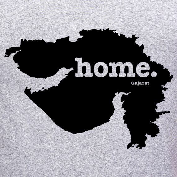 Gujarat-Home-T-Shirt-For-Women-Buy-Online-India-at-Gajari