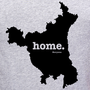 Haryana-Home-T-Shirt-for-Women graphic online at Gajarai