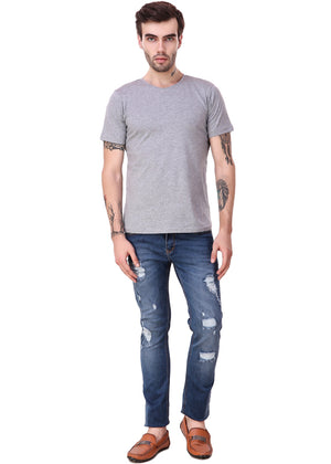 Heather-Grey-Short-Sleeve-Plain-T-Shirt-for-Men-Online-at-Gajari.com-The-Best-T-Shirt-Brand-ffv