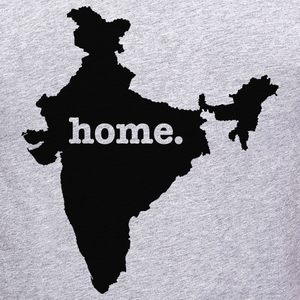 India Home Tee Graphic Online at Gajari