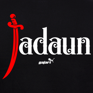 Jadaun-T-Shirt-for-men-India-Online-at-Gajari graphic
