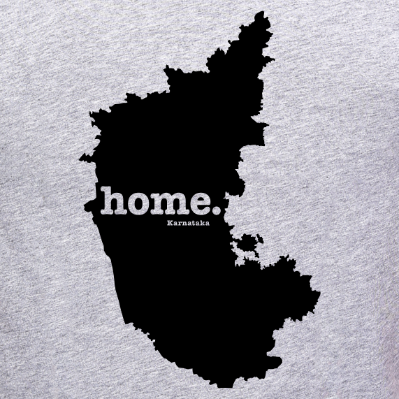 karnataka home t-shirt for men