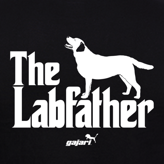 Labrador-Dog-T-Shirts-India-for-men-online-at-gajari