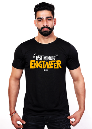 Last-Minute-Engineer-T-Shirt-for-Men---Gajari